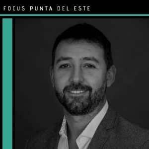 Javier Fernández: Asociación de Jóvenes Empresarios de Uruguay.