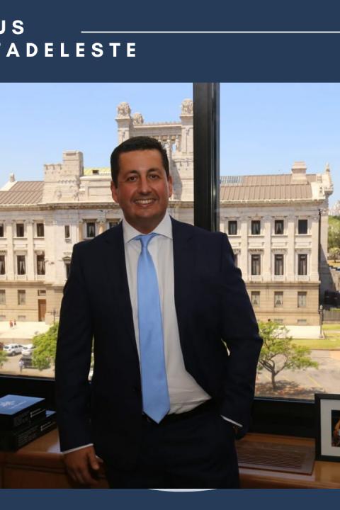 Diputado Diego Echeverría: Seguridad y empleo son temas que no admiten la menor demora.