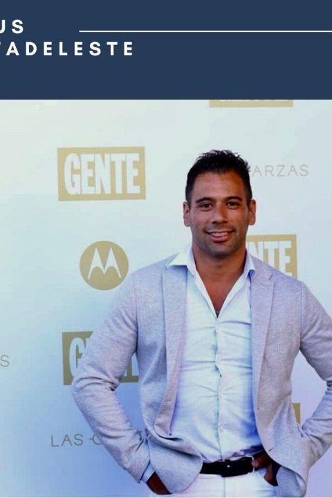 Martín Pintos, Country Manager Revista Gente Uruguay.