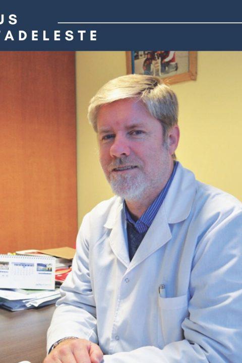Dr. Jorge Curbelo -Hemocentro Regional Maldonado-#UruguayPuede,lanzamiento de campaña.