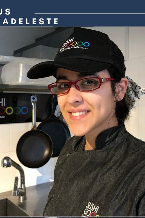 Paulina De Torres, Sushiwoman en Sushi Go Punta