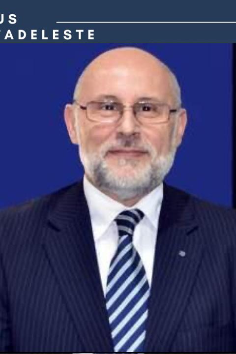 """Cr. Juan Martínez Escrich, presidente de CAMTUR. """"Uruguay ha sido una isla en el manejo de la pandemia""""."""