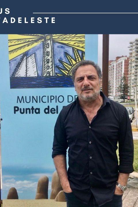 Andrés Jafif, alcalde de Punta del Este: Iniciativas para los comercios esteños y encuentro con alcaldes del mundo para compartir y analizar estrategias.
