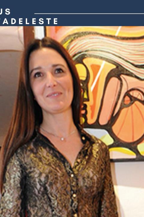 María Dezuliani, directora Museo Taller Casapueblo