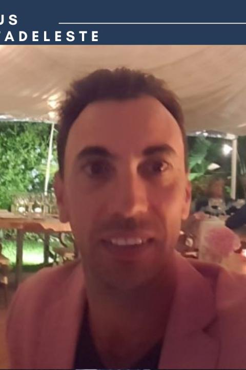 Mario Plada, director deportivo de Cantegril Country Club: Protocolo de apertura de canchas de tenis y golf.