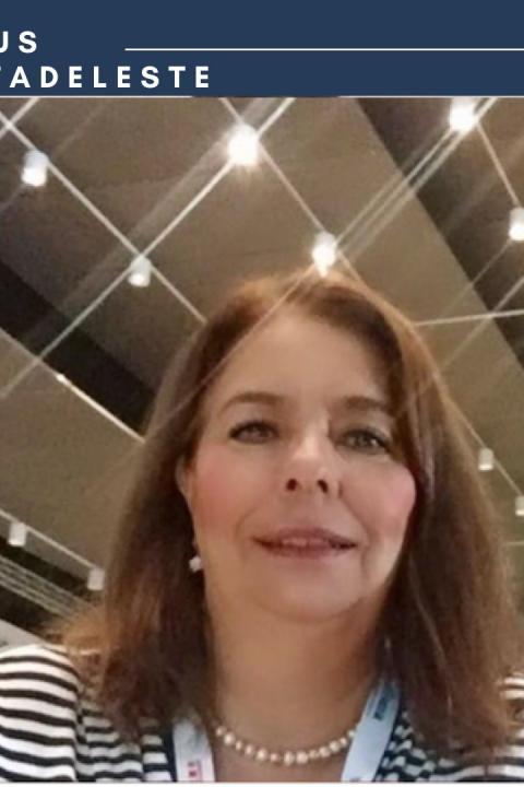 Serrana Prunell, directora del Museo Ralli Punta del Este.