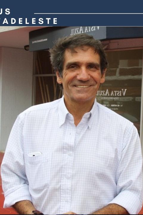Martín Laventure, Director de Deportes de la Intendencia de Maldonado.