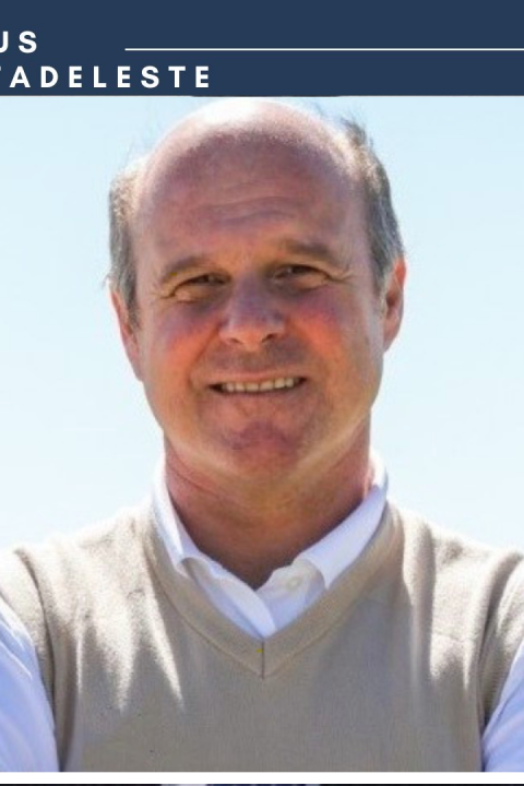 Velio Spano, director deportivo Cantegril Country Club Golf.