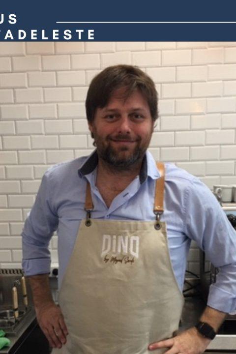 Miguel Sordi: Dino, una propuesta gastronómica innovadora con raíces uruguayas.