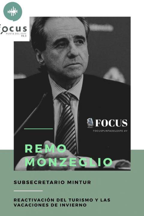 Remo Monzeglio, Subsecretario MINTUR: Protocolos en el comienzo de las vacaciones de invierno.