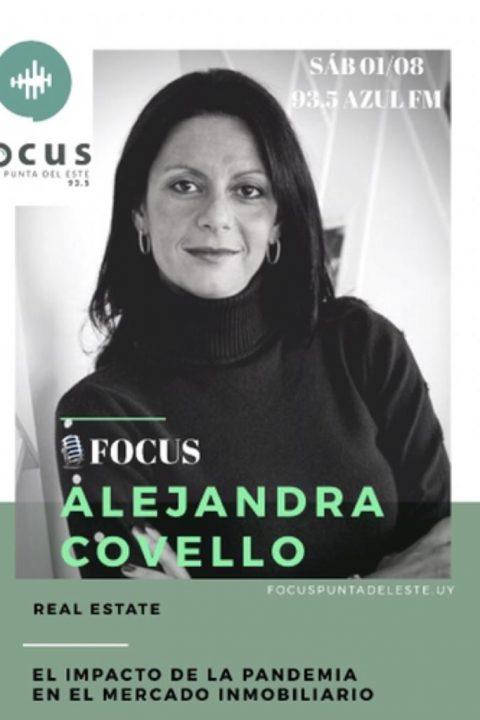 Alejandra Covello: En Punta del Este, el tiempo existe!