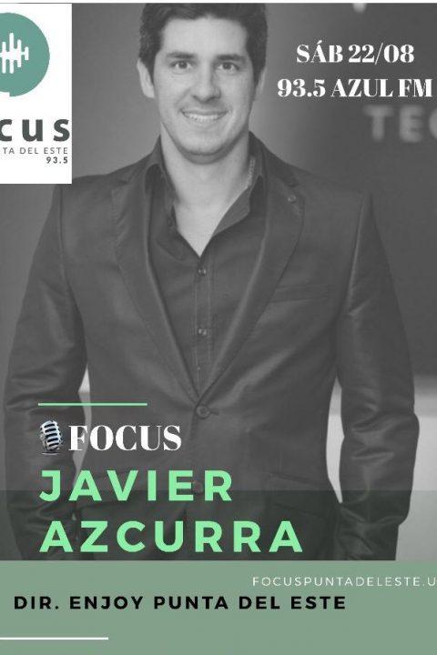 Javier Azcurra, director de Enjoy Punta del Este: Una reapertura compleja.