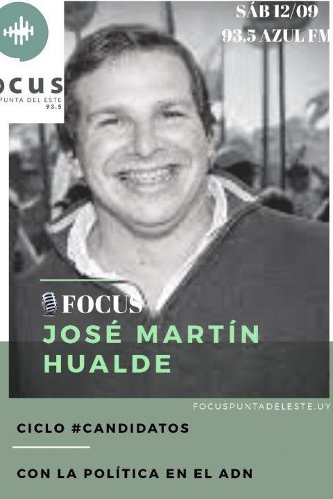 Ciclo #candidatos: José Martín Hualde, con la política en el ADN.