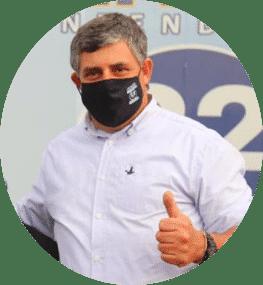 Javier Carballal, Alcalde electo de Punta del Este: lo que dejó la campaña y toda la energía puesta en trabajar por Punta del Este y su gente.
