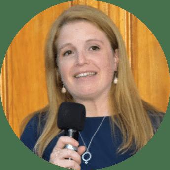 """Marina Cantera, Presidenta CAMTUR: """"El turismo necesita mirar estratégicamente al futuro""""."""
