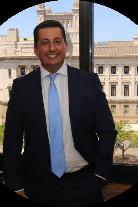 """Diputado Diego Echeverría:""""El valor de la pastafrola"""": Ocupaciones ilegales y jornales solidarios."""