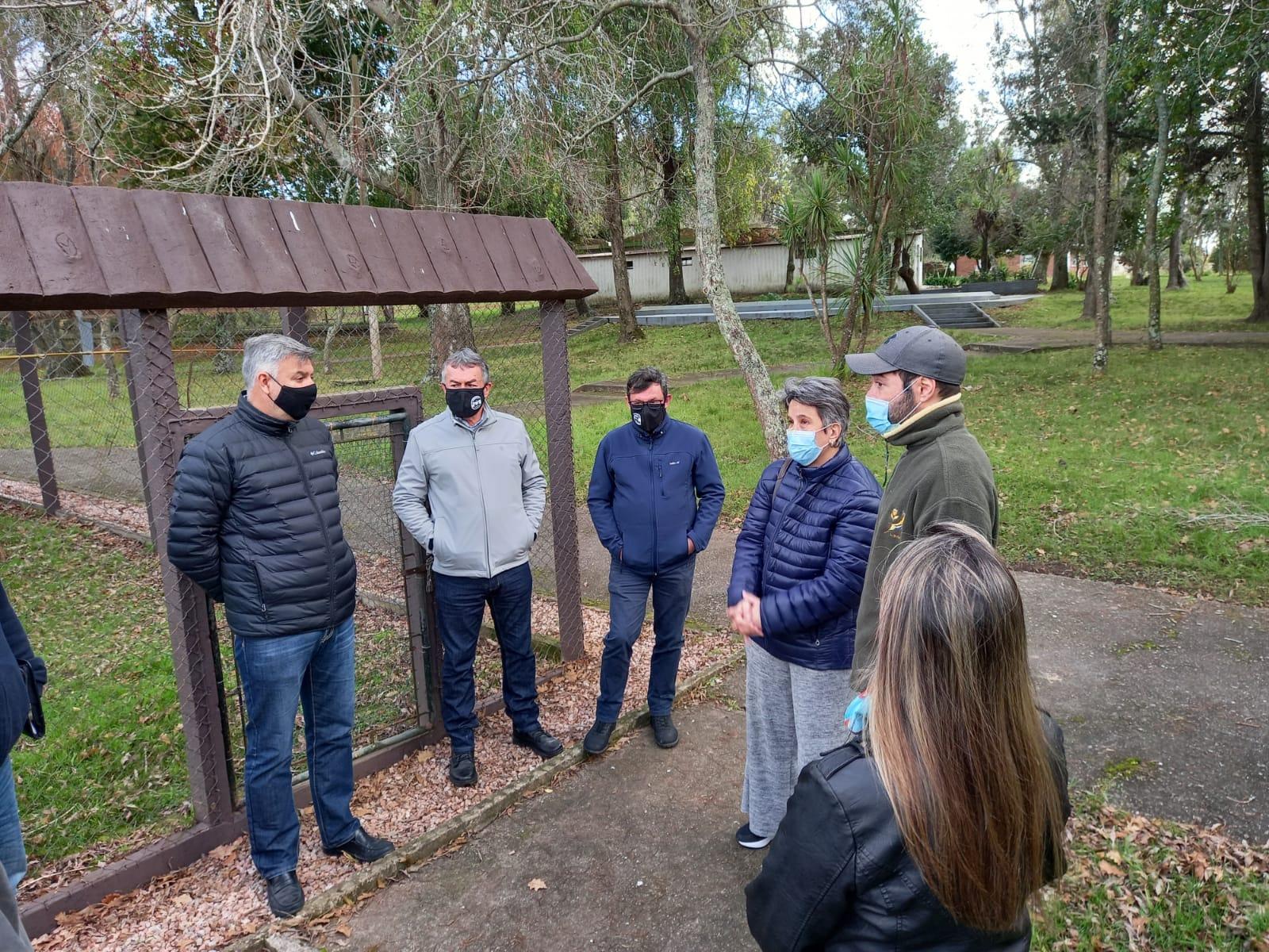 SOCOBIOMA trabajará en el Parque Quinta Medina: será el lugar en Maldonado para rehabilitar fauna nativa.