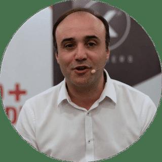 """Gonzalo Noya presenta las """"cápsulas"""" de Xn Partners cada sábado en Focus."""