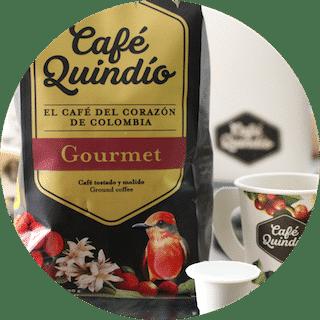 Federico Riet nos presenta Café Quindio, el café del corazón de Colombia.